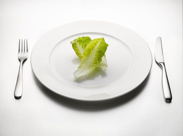 undereating