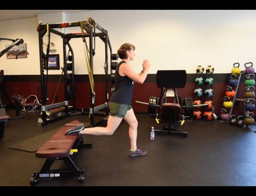 Strength Training For Legs at Home