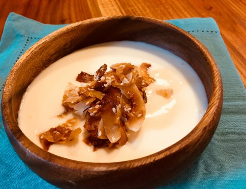 Coconut Crack Snack