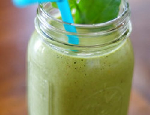 My New Go-To Green Shake Recipe