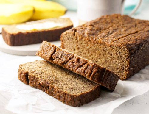 Best Ever Coconut Flour Banana Bread