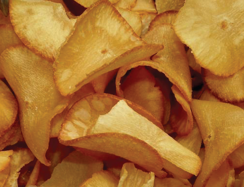 Coconut Oil Cassava Chips
