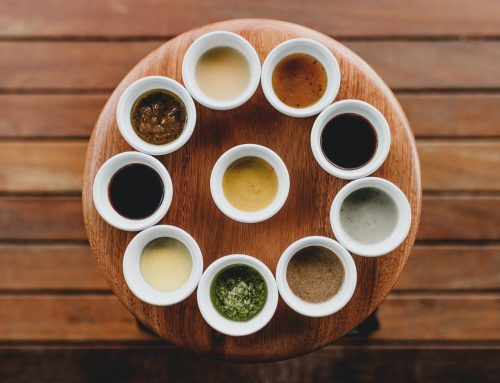 Flavor Packed Sauces And Dips