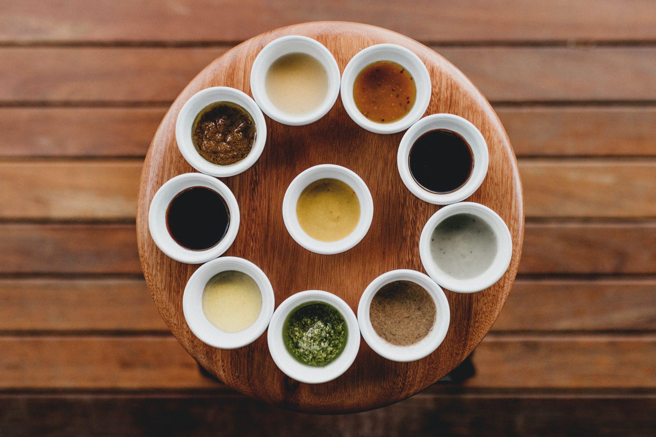 sauce variety
